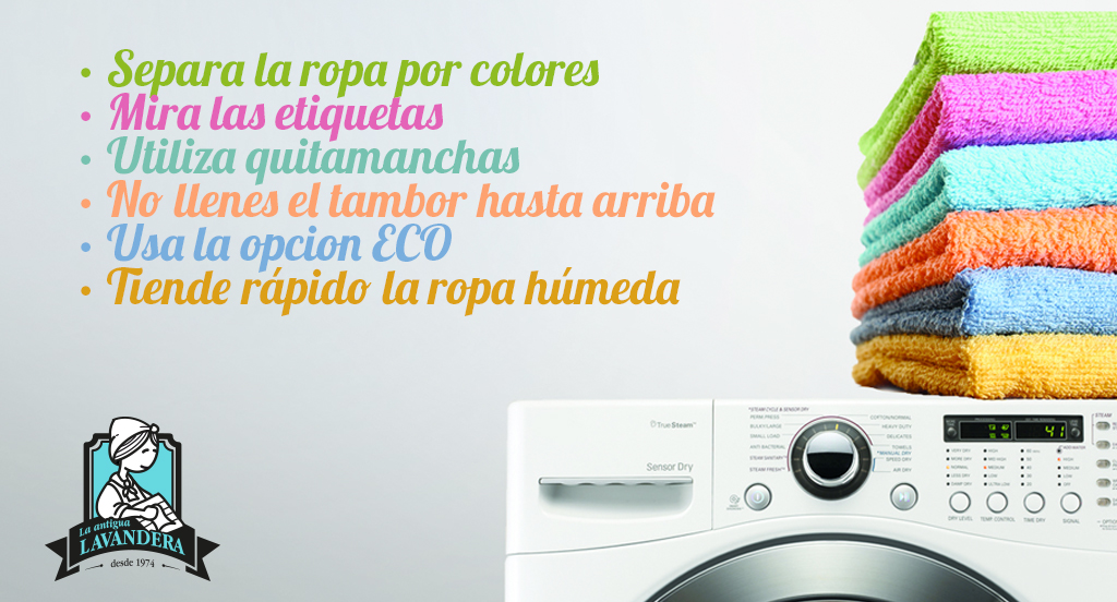 5 pasos para poner una lavadora la antigua lavandera for Cual es el mejor detergente para lavadora