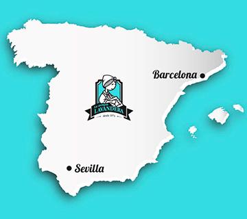 La Lavandera Sevilla Barcelona